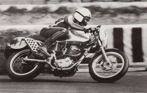 BSA 500 Gold Star 1971 Clive Brown