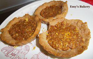 Tarte choco praliné (3)