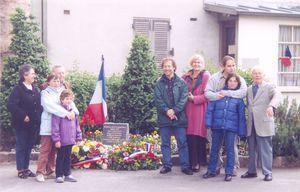 stèle musée 2003