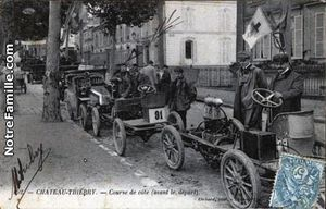 cartes-postales-photos-Course-de-cote-avant-le-depart-CHATE