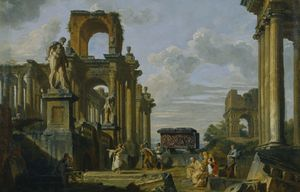 An-Architectural-Capriccio-of-the-Roman-Forum-with---c.-1.jpg