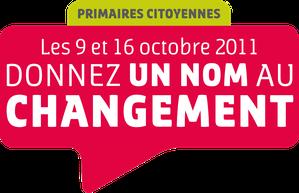 logo primaires 2012