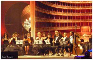 Les Enfoires musiciens Montpellier 4