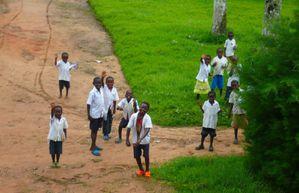 enfants à Lemfu
