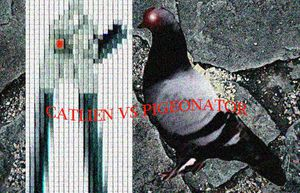 catlien vs piegeonator