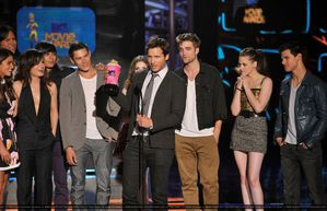 Twicast @ MTV Movie Awards 2010