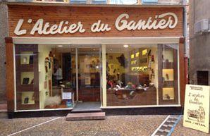 La boutique de M CANILLAC Millau
