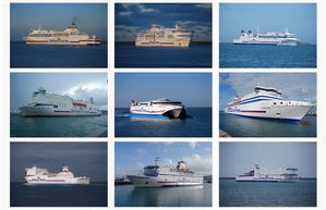 Flotte Brittany Ferries