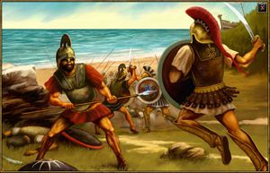 screenshot battlegrepolis