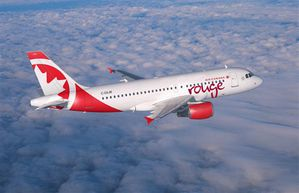 air canada rouge livery