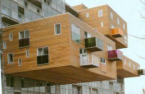 résidence WoZoCo - Amsterdam - MVRDV0002