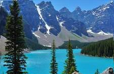 Lac Moraine réduite
