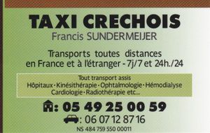 Taxi Créchois