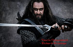 Bilbo le hobbit ( Thorin Oakenshield - Richard Armitage )
