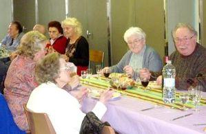Partage de repas janvier 2011 8
