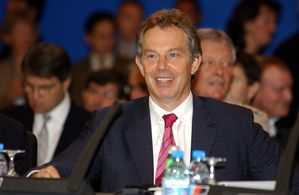 tony blair2 please credit NATO Photos