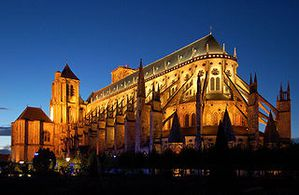 Cathedrale Gothique Bourges