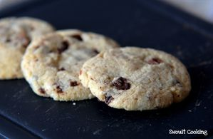 recette cookies americains