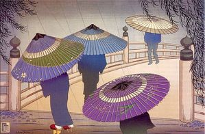 P75 -Parapluie - ombrelle