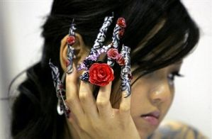 Decoration-Nail-art-japonais