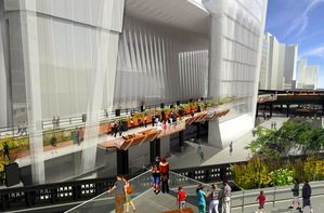 NY High line project 2