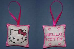 Hello Kitty par Sophie