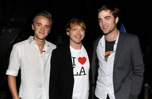 TCA 2011 Backstage 7