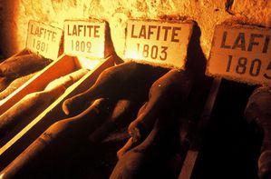1 Château Lafitte 1787