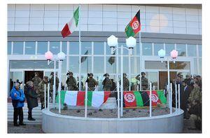 Afghanistan aeroporto di herat intitolato all'alpino massim