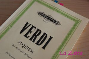 Requiem de Verdi : couverture