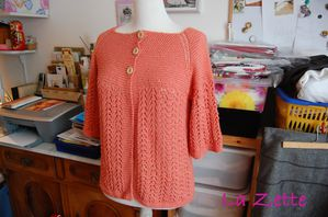 le second february lady sweater