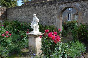 Normandie chateau et jardins de canon (129)