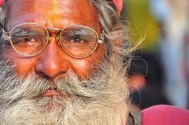 old man beautiful eyes