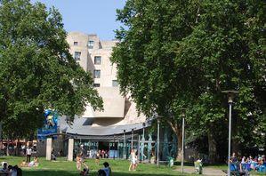 Paris parc de Bercy A