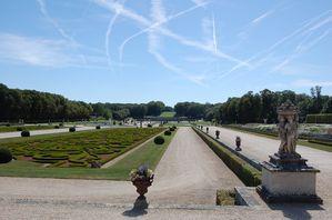 vaux le Viconte le parc (4)