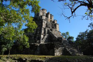 Mexique reserve de Sian Ka'an (10)