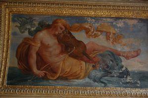 Fontainebleau salle de bal