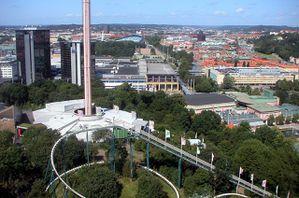 goteborg fran liseberg