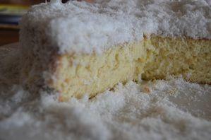 Recette de gateau mont blanc au coco