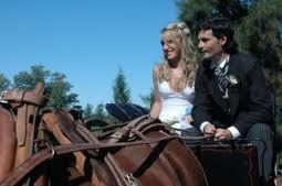 Mariage thème country western