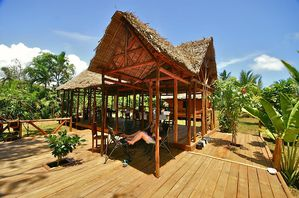ecolodge masoala - parc de masoala 7