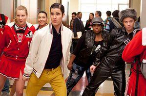 Glee capitulo Michael Jackson