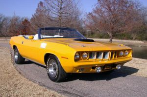 plymouth cuda nash bridges