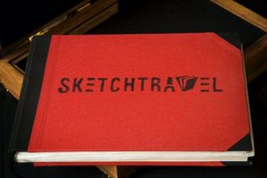 Sketchtravel - Couverture