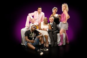 Photo 2010 Famille de stars