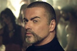 George+Michael's+new+music+video+for+his+song+ White+Light