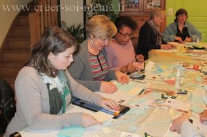 atelier stampin up isabelle hotesse eure