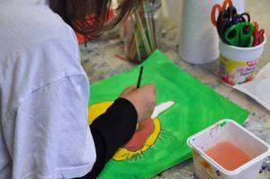Animaux peinture picasso Atelier de Flo 4