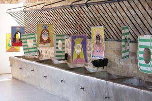 Exposition peinture sculpture graff ardennes sedan 83