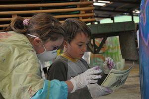 Atelier Flo à la ferme-Peinture-Ardennes-Vivier au Court-23